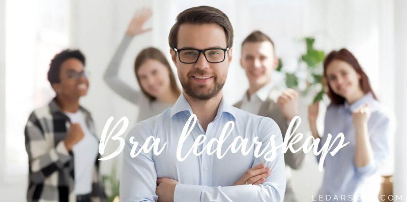 Bra ledarskap